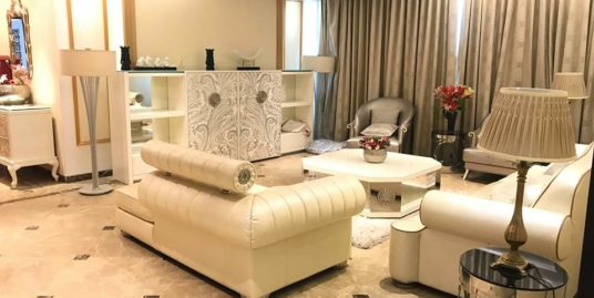 LUXURIES FURNISHED